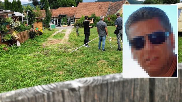Der Wiener Polizist wurde tot auf diesem Campingplatz gefunden. (Bild: Monatsrevue/Lenger Thomas, zVg)
