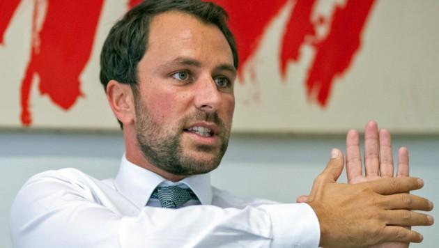 Der Landesparteivorsitzende der Tiroler SPÖ, Georg Dornauer, will den TSD-U-Ausschuss noch im Juni beenden. (Bild: APA/EXPA/JOHANN GRODER)