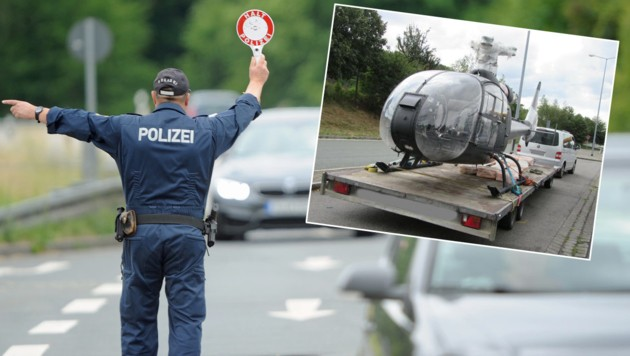 (Bild: stock.adobe.com; Polizei; krone.at-Grafik)