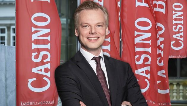 Peter Sidlo (Bild: APA/Casinos Austria/Christof Wagner, APA/Robert Jäger, krone.at-Grafik)