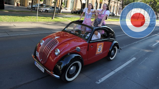(Bild: Vienna Classic Days/AutoSport.at, City4U-Collage)