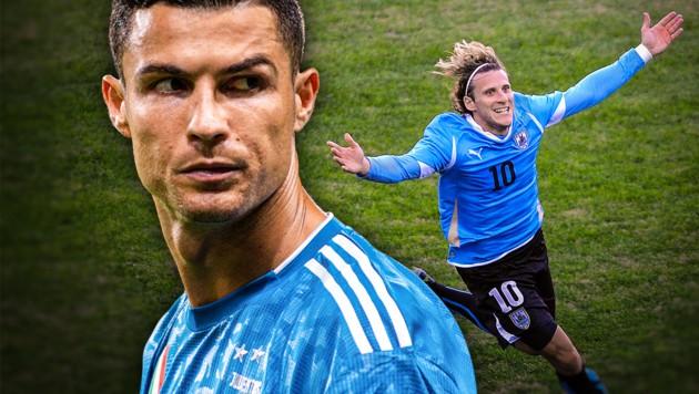(Bild: APA/AFP/Jonathan NACKSTRAND, APA/AFP/Ronaldo SCHEMIDT, krone.at-Grafik)