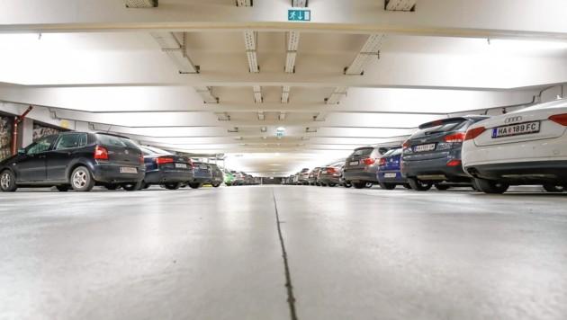 Der Ausbau der Garage ist nun fix. (Bild: MARKUS TSCHEPP)