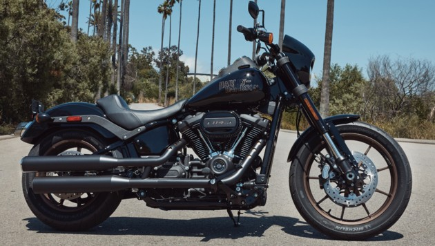 Harley-Davidson Low Rider S (Bild: Harley-Davidson)