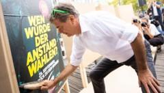 """Werner Kogler hofft auf ein """"sensationelles Comeback"""". (Bild: APA/GEORG HOCHMUTH)"""