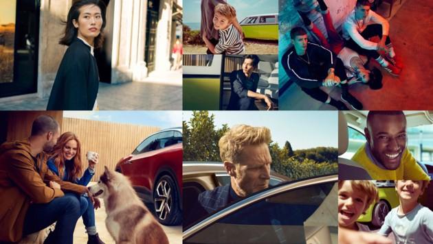 Diese Bilder sollen das Feeling der Marke Volkswagen verkörpern (Bild: Volkswagen)