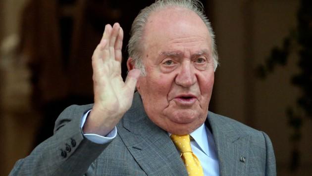 König Juan Carlos (Bild: The Associated Press)