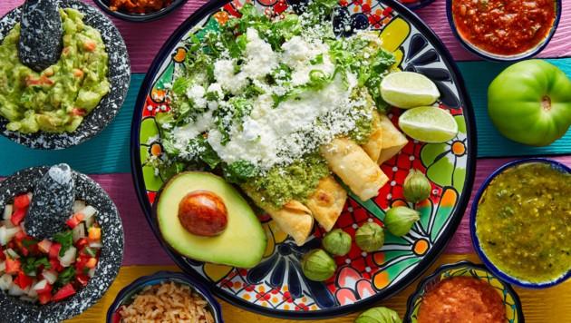 So Schmeckts Zu Hause Wie Beim Mexikaner Kroneat