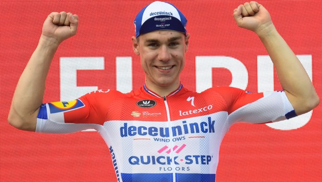 Fabio Jakobsen (Bild: AFP)