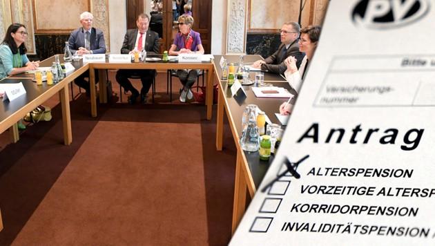 (Bild: APA/Roland Schlager, krone.at-Grafik)