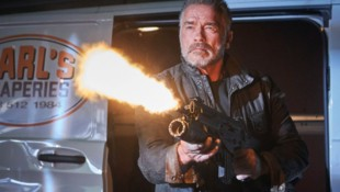 """Arnold Schwarzenegger in """"Terminator: Dark Fate"""" (Bild: © 2018 Skydance Productions and Paramount Pictures. All rights reserved.)"""