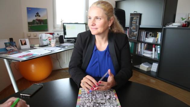 Daniela Grabovac (Bild: Sepp Pail)