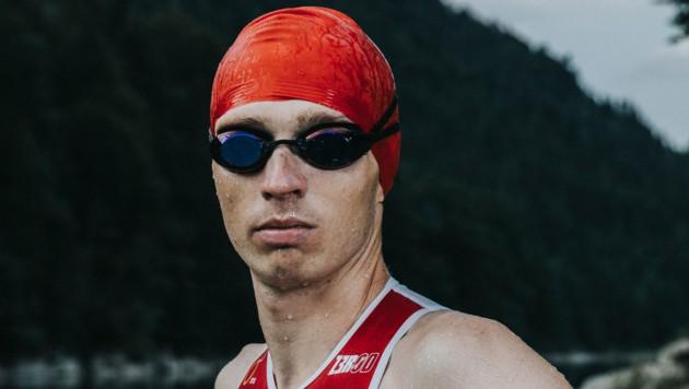 Günther Matzinger hat die Paralympics 2020 im Fokus. Als Triathlet. (Bild: Thomas Kaserer)