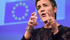 Margrethe Vestager (Bild: AFP)