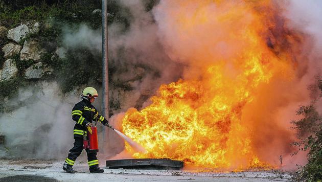 Wenn Lacke brennen, brennen sie gut (Symbolbild) (Bild: zVg)