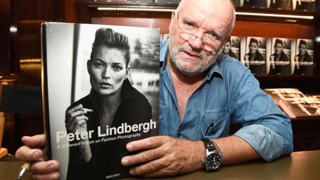 Peter Lindbergh (Bild: 2016 Getty Images)