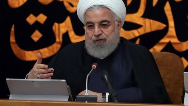 (Bild: Iranian Presidency)