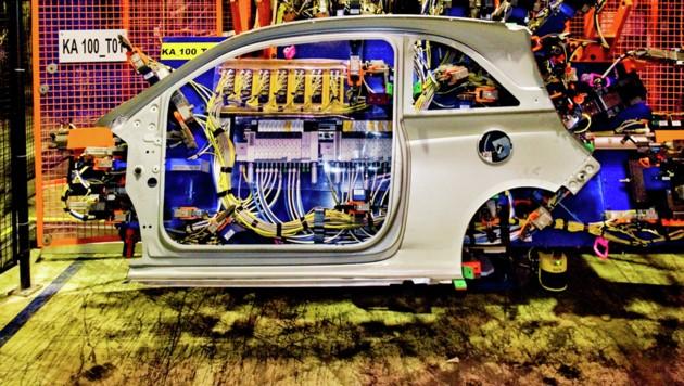 Die Produktion des Opel Adam wurde bereits eingestellt (Bild: Opel)