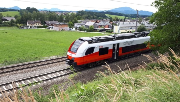 Mehr Züge, um Sicherheitsabstände bei zunehmenden Fahrgastzahlen gewährleisten zu können (Bild: ÖBB)
