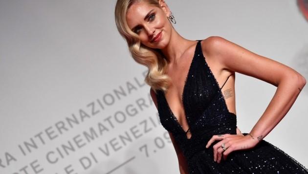 Chiara Ferragni (Bild: AFP)