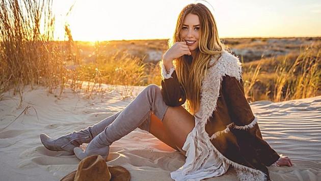 Kylie Rae Harris (Bild: instagram.com/kylierh)