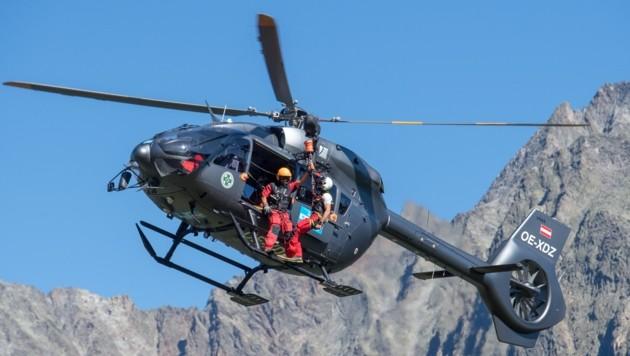 Trotz intensiver Bemühungen der Rettungskräfte gab es eine Zunahme bei den Todesopfern in Tirols Bergen. (Bild: Liebl Daniel)