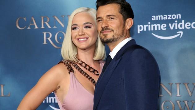 Katy Perry und Orlando Bloom (Bild: 2019 Getty Images)