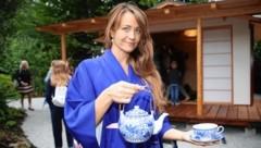 Teetrinken ist in Japan eine eigene Kunst: Die Zeremonie folgt einem strengen Regelwerk. (Bild: Sepp Pail)