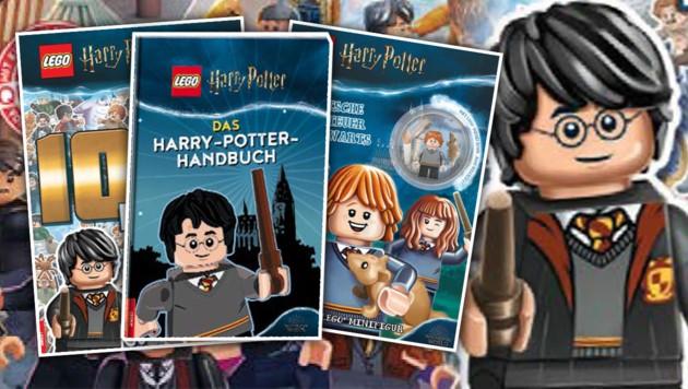 (Bild: Warner Bros. Entertainment Inc./JKR /The LEGO Group/AMEET)