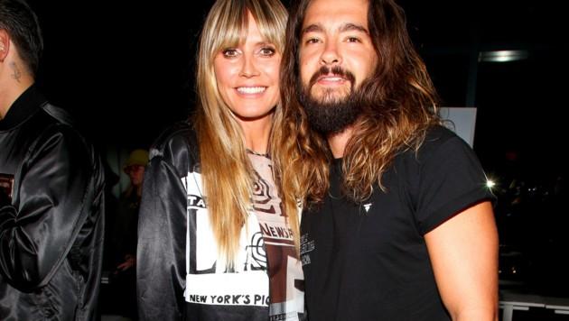 Heidi Klum und Tom Kaulitz (Bild: 2019 Getty Images)