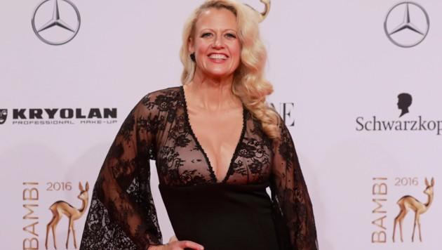 Barbara Schöneberger (Bild: AFP)