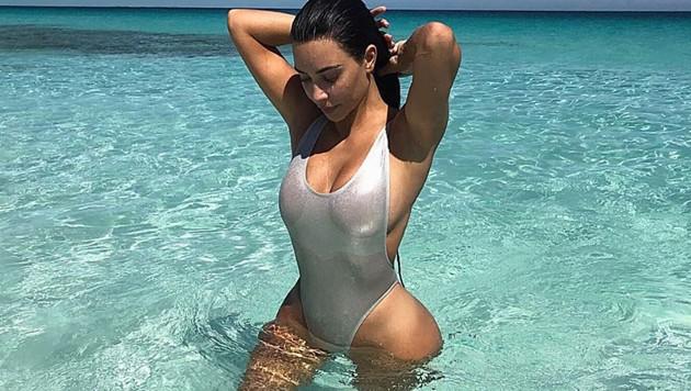 Kim Kardashian (Bild: instagram.com/kimkardashian)
