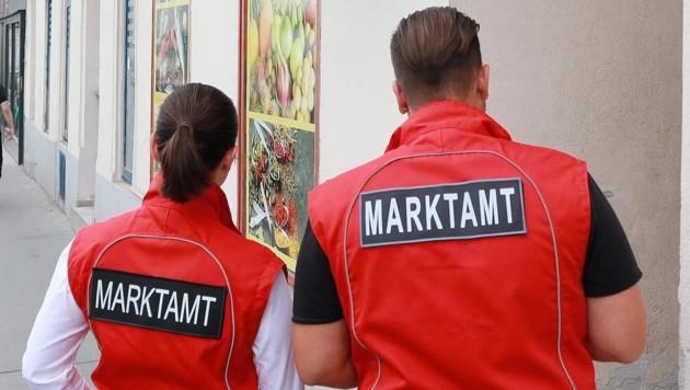Tonnenweise stellten Zollbehörde und Wiener Marktamt illegal produzierte Teigtaschen sicher. (Bild: Zwefo)