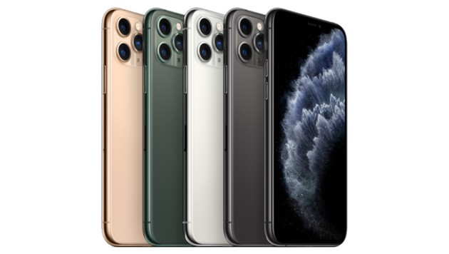 iPhone 11 Pro (Max) (Bild: Apple)