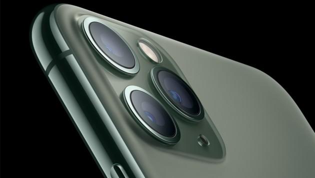 iPhone 11 Pro (Max) (Bild: Apple)