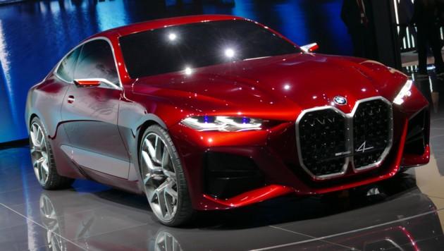 BMW Concept 4 (Bild: Stephan Schätzl)