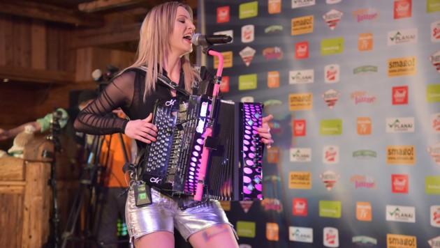 Melissa Naschenweng (Bild: Walter Pernkopf / picturedesk.com)