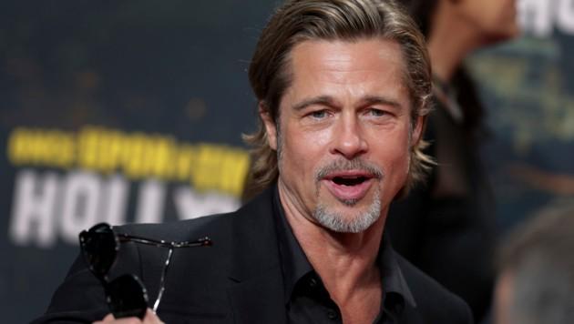 Brad Pitt (Bild: Copyright 2019 The Associated Press. All rights reserved)