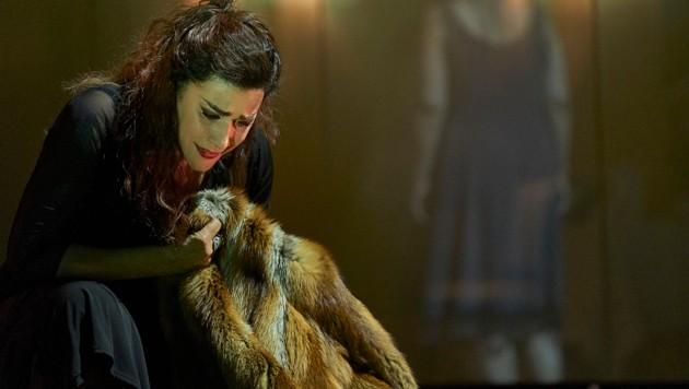 """Cecilia Bartoli in der Oper """"Alcina"""" bei den Salzburger Festspielen 2019 (Symbolbild)"""