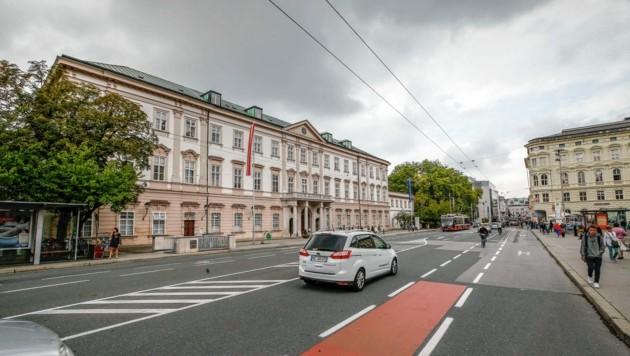 Rechnungshofkritik: Stadt Salzburg tut zu wenig gegen Korruption (Bild: Markus Tschepp)