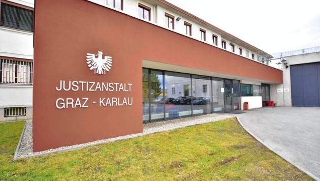 Die Justizanstalt Graz-Karlau (Bild: Richard Heinzt)