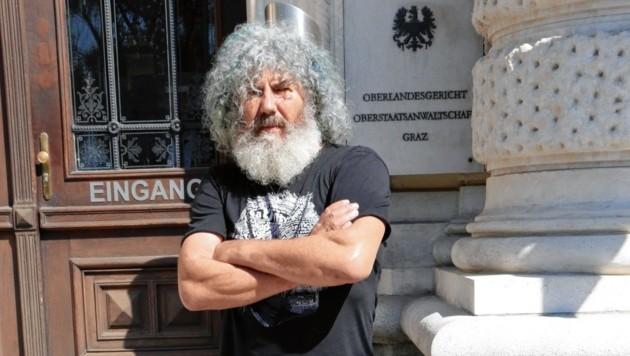 Robert Franz (Bild: Christian Jauschowetz)