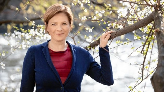 Judith Schwentner (Grüne) (Bild: NikolaMilatovic)