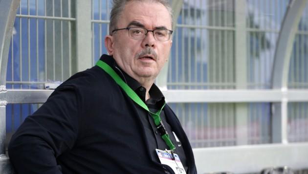 SVM-Präsident Martin Pucher (Bild: GEPA)