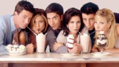 """Friends"" Chandler Bing (Matthew Perry), Rachel Green (Jennifer Aniston), Ross Geller (David Schwimmer), Monica Geller (Courteney Cox), Joey Tribbiani (Matt LeBlanc) und Phoebe Buffay (Lisa Kudrow) (Bild: www.photopress.at)"
