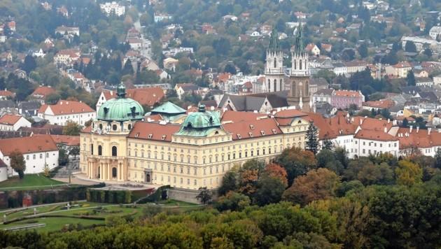 Das Stift Klosterneuburg (Bild: Klemens Groh)