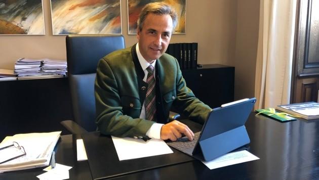 Der Grazer Bürgermeister Siegfried Nagl (Bild: Stadt Graz)