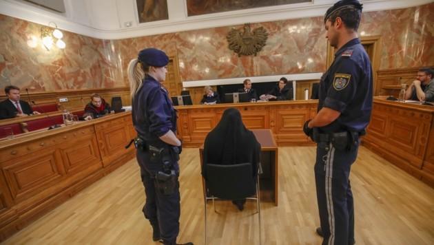 Am 5. Dezember fiel das Urteil in Salzburg. (Bild: Tschepp Markus)