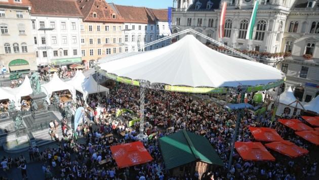 Aufsteirern Graz 2019 (Bild: Sepp Pail)