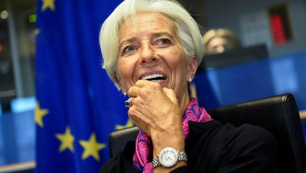 Christine Lagarde (Bild: AFP)